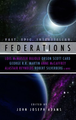 Federations edited by John Joseph Adams (E-book)