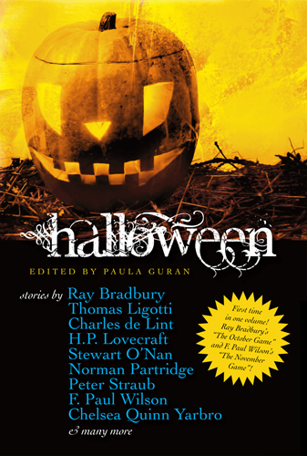 Halloween edited by Paula Guran