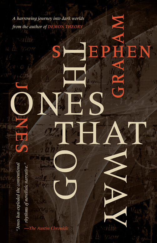 The Ones That Got Away by Stephen Graham Jones (E-book)