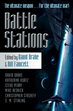 Battlestations edited by David Drake & Bill Fawcett (E-book)