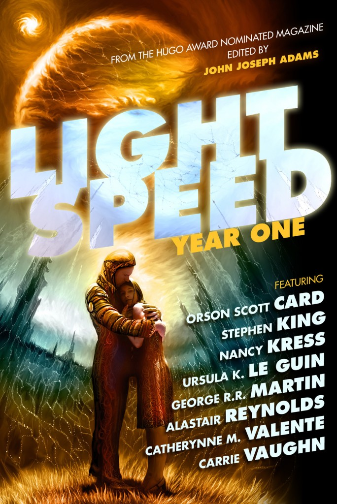 Lightspeed: Year One edited by John Joseph Adams (E-book)
