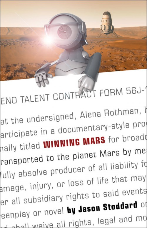 Winning Mars by Jason Stoddard