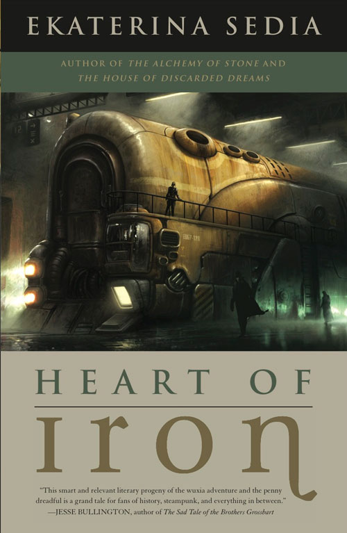 Heart of Iron by Ekaterina Sedia (E-book)