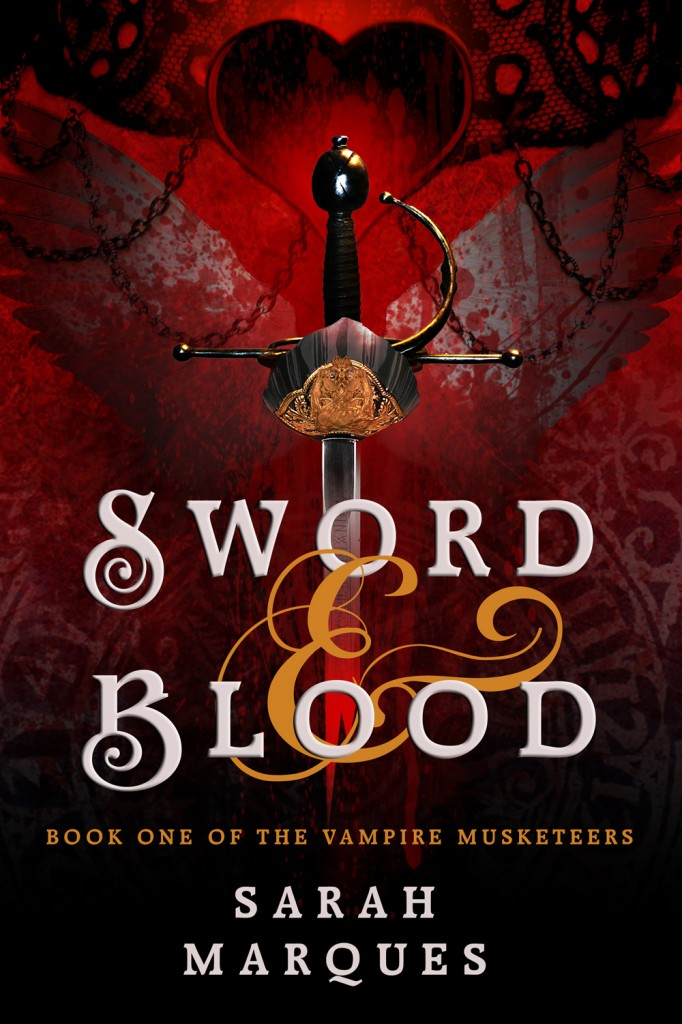 Sword & Blood by Sarah Marques