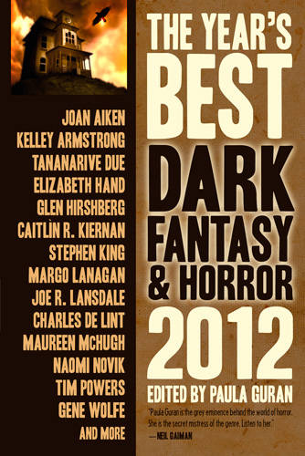 Year's Best Dark Fantasy & Horror: 2012