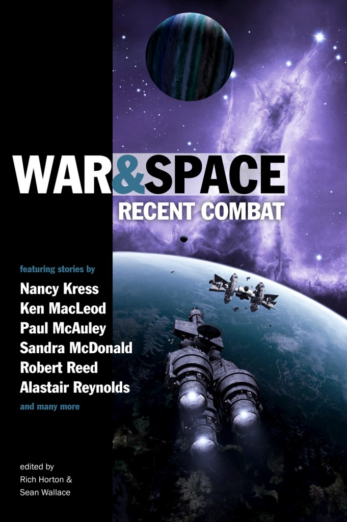 War and Space, edited by Rich Horton & Sean Wallace (E-book)