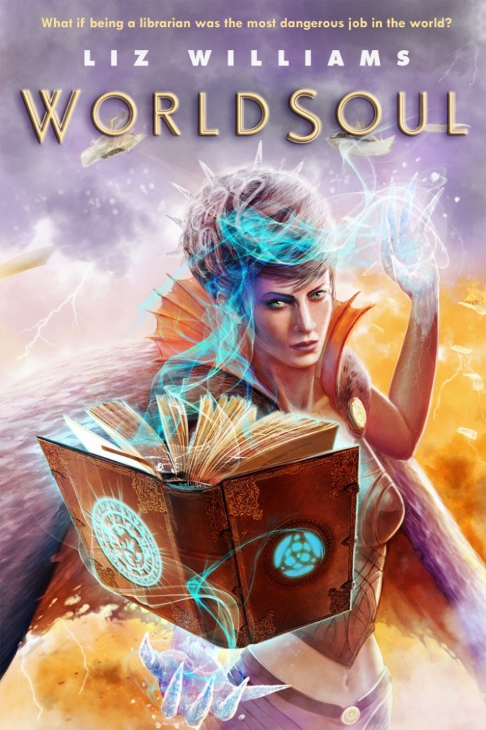 Worldsoul by Liz Williams (E-book)