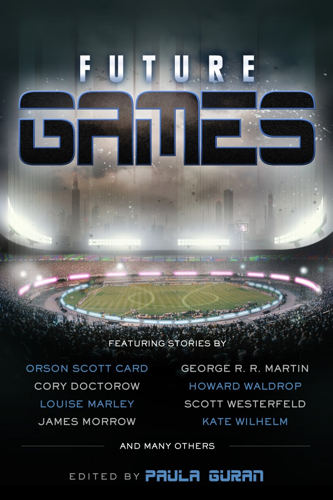 Future Games edited by Paula Guran