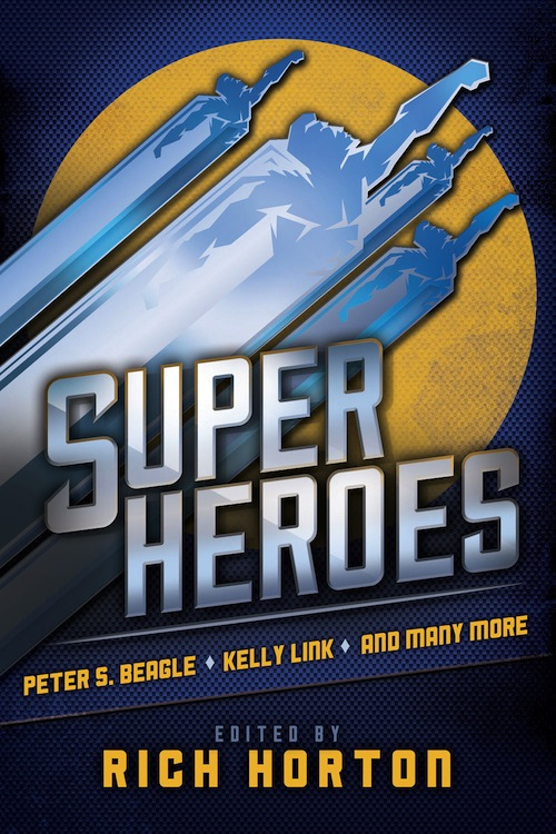 Superheroes edited by Rich Horton (E-book)