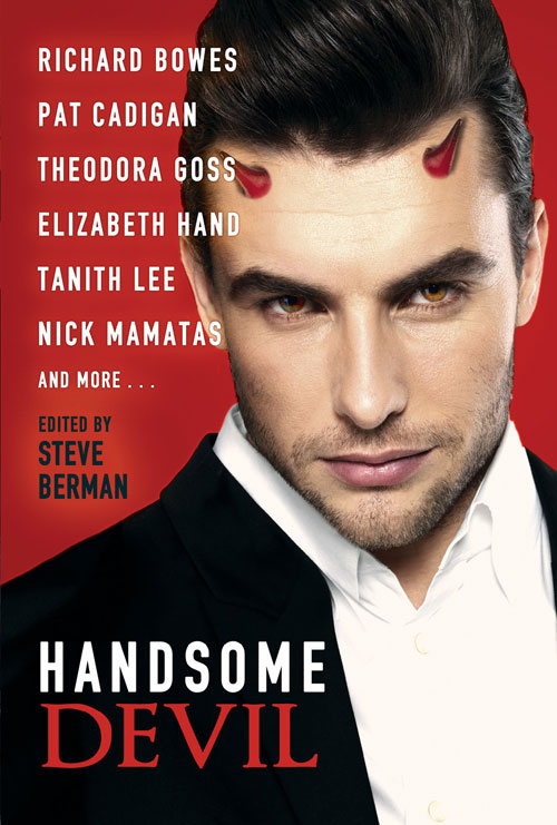 Handsome Devil: Stories of Sin & Seduction edited by Steve Berman (Ebook)