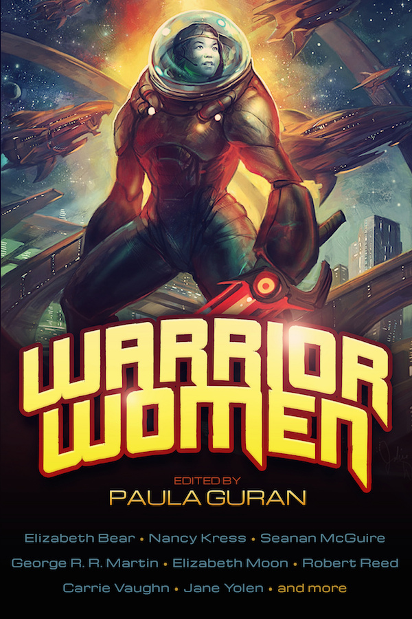 Warrior Women edited by Paula Guran