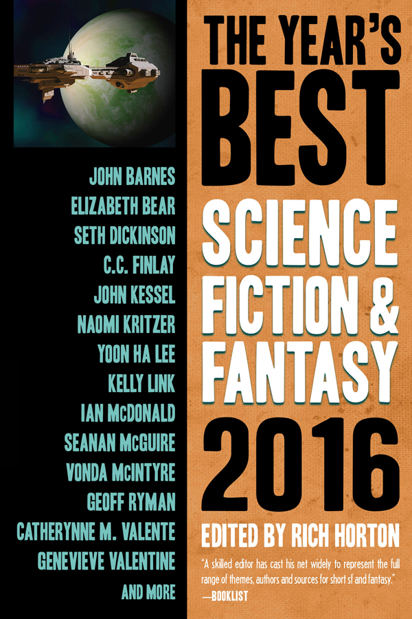 Prime books print books product categories the years best science fiction fantasy 2016 edited by rich horton fandeluxe Choice Image