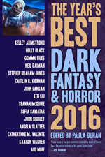 Year's Best Dark Fantasy & Horror: 2016